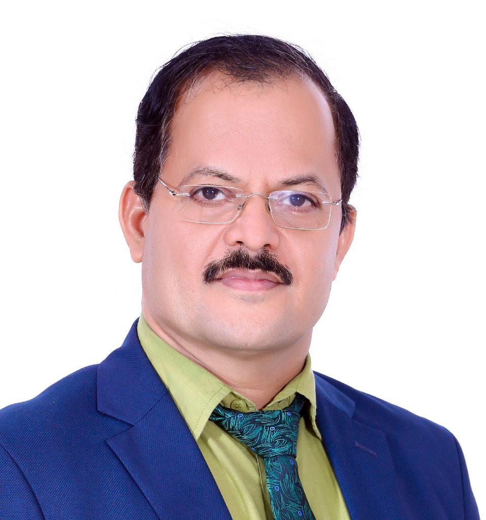 Mr. Suresh V. Balakrishnan