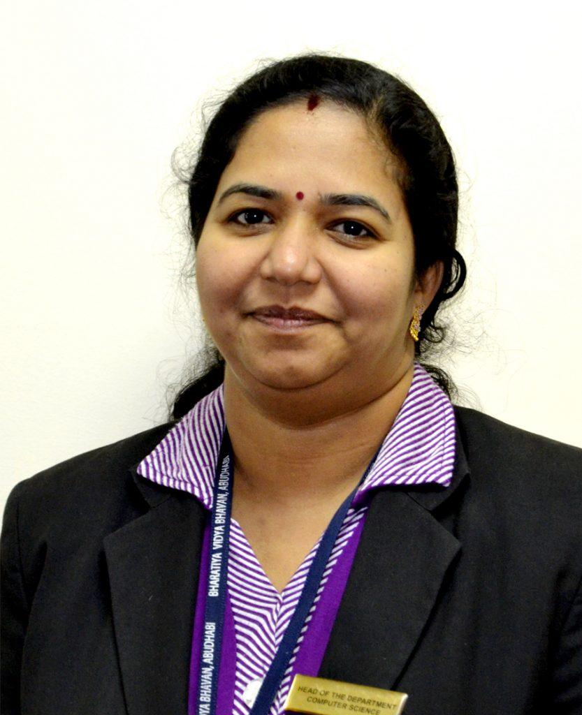 Ms. Anisha Biju