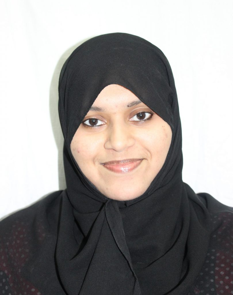 Ms. Fadiya Shanavas